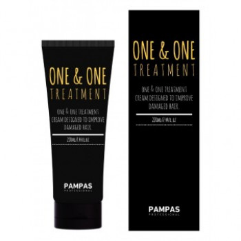 ONE & ONE Тритмент маска. TREATMENT 220 мл./ PAMPAS0