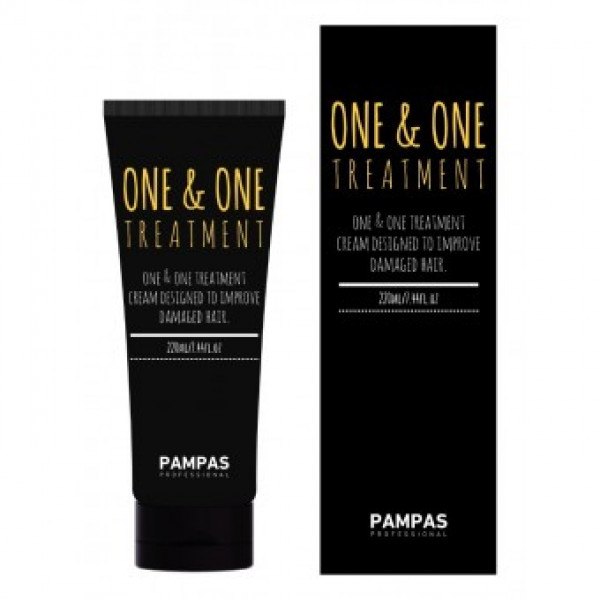 ONE & ONE Тритмент Пампас 220 мл / TREATMENT PAMPAS0